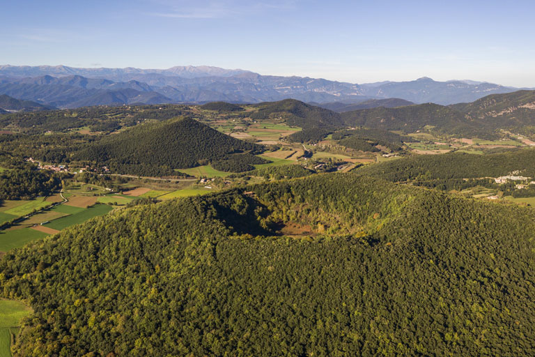 Nature Reserve of the Volcanic Area of Garrotxa and the Fageda d'en Jordà